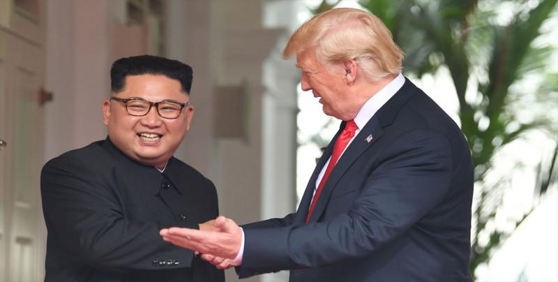"""Trump asegura que su segunda reunión con Kim será """"bastante pronto"""""""