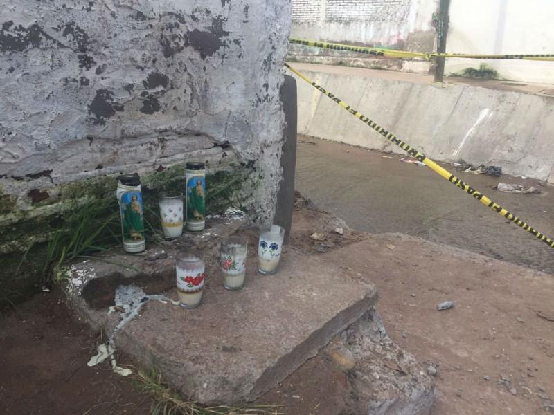 Lamentan deceso de tres vecinas que se llevó la corriente del arroyo del Piojo