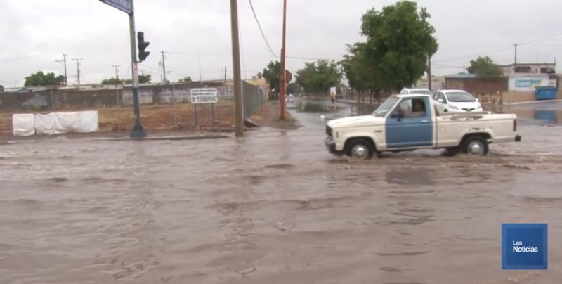 Atiende Salud de Sonora a familias de comunidades afectadas por las lluvias