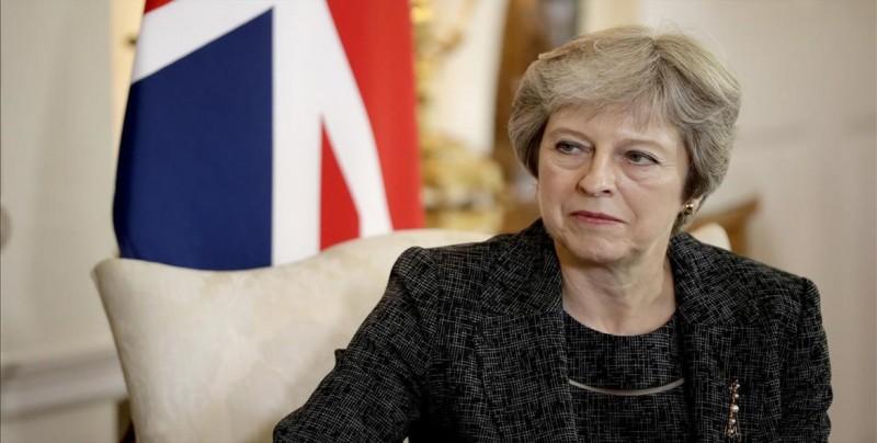 May dice que Reino Unido tendrá el menor impuesto de sociedades del G20