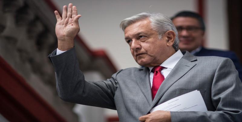 AMLO reconoce a Zedillo por admitir error en política antidrogas