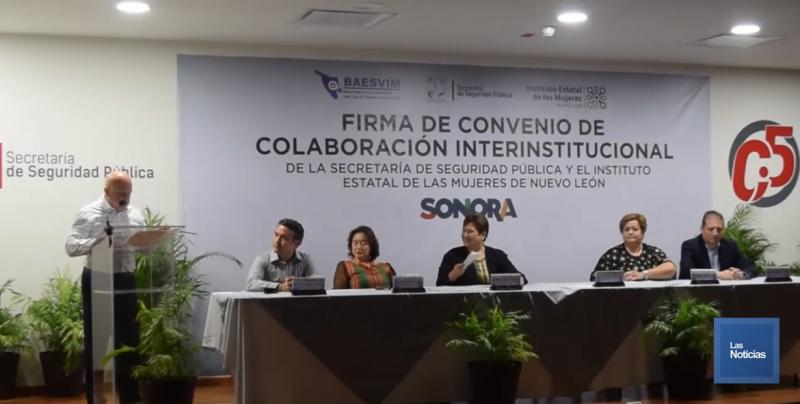 Implementaron en Nuevo León, programa de atención a mujeres del Gobierno de Sonora