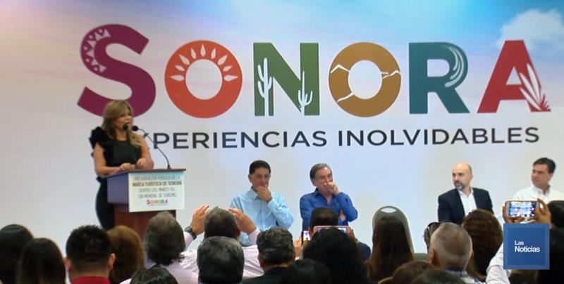 """Presentaron la marca turística """"Sonora, Experiencias Inolvidables"""""""