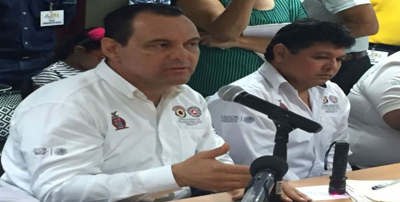 Comparece Francisco Vega Meza, titular de Protección Civil en Sinaloa