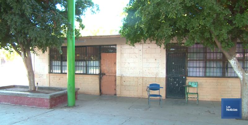 Hasta en once ocasiones han robado en escuela primaria de Cajeme