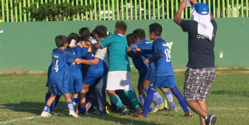 Morelos Tepic se mete a la final en Infantil  - Copa TVP