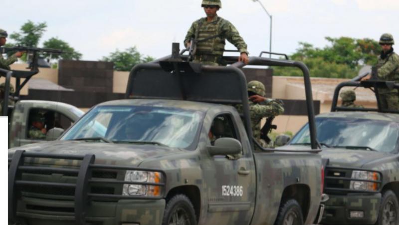 Muere un militar en enfrentamiento