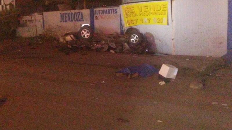 Dos mujeres y un hombre pierden la vida en accidente