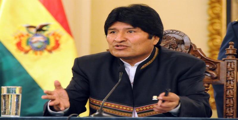 Morales debe admitir que perdió, dice diputado titular de Relaciones Exteriores