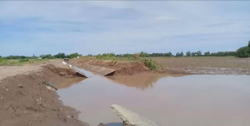 Recursos del FONDEN serán aplicados en obras para resolver inundaciones