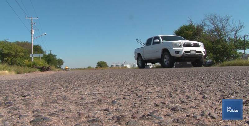 Sin daños la red carretera del Valle del Yaqui por la Depresión Tropical 19 E