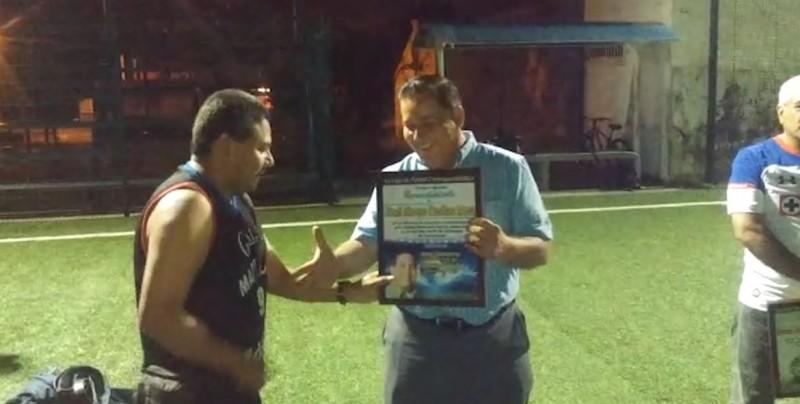 Inauguran Liga Interperiodistica MZT de Fútbol