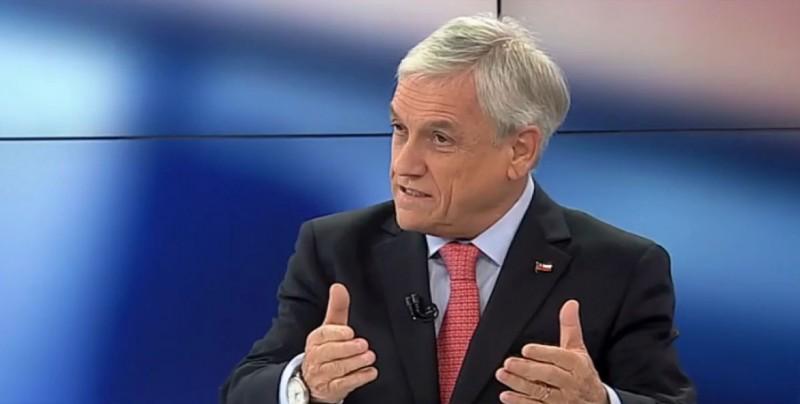 """Piñera ofrece """"puertas abiertas"""" a Bolivia si acata fallo de La Haya"""