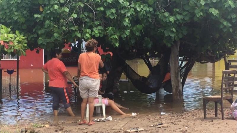 No hay repunte de enfermedades tras inundaciones: SSS