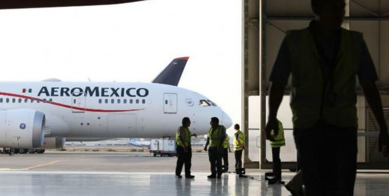 Aeroméxico y Pilotos logran acuerdo; cancelan huelga