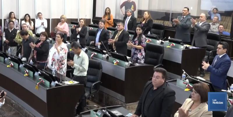 A un voto se quedó la actual Legislatura de Sonora de nombrar nuevos funcionarios