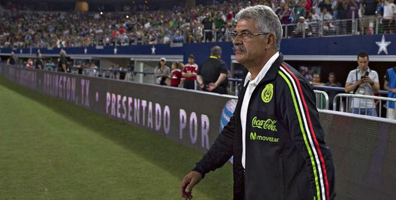 México enfrentará a Chile y Costa Rica con un equipo alterno