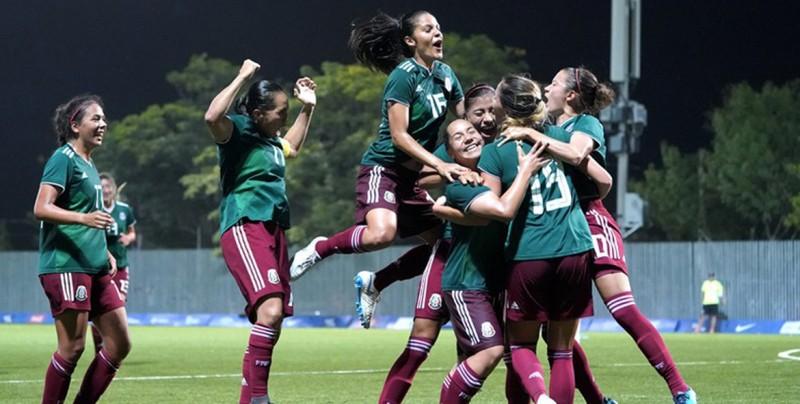 México y Perú tendrán academias de fútbol femenino de la FIFA ... 3c5ed1ae021c3