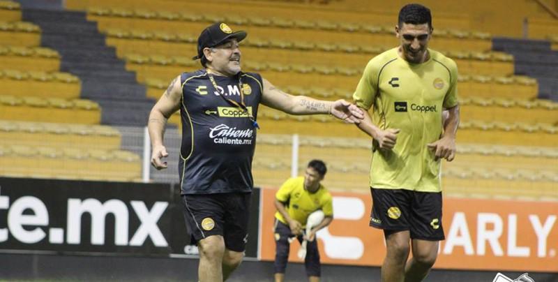 Los Dorados de Maradona se meterán en casa del Zacapetec en partido clave