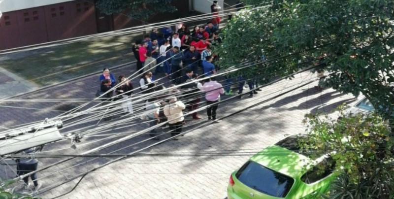 Se registra sismo en Coyoacán, CDMX