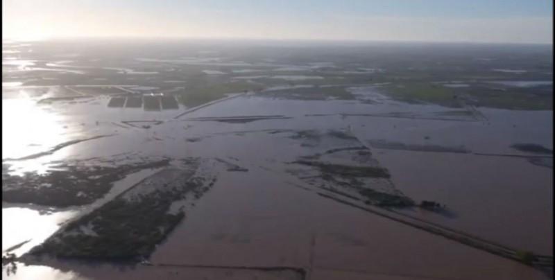 Severos daños en la infraestructura hidroagrícola reconoce la ANUR