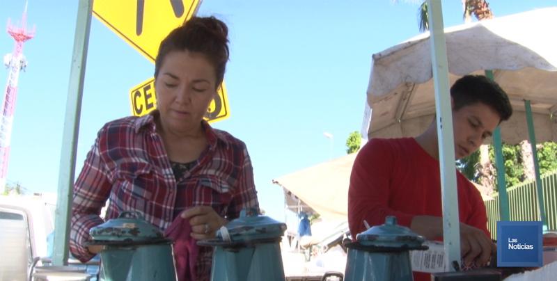 En Cajeme, el café de talega una bebida que saborean los ciudadanos