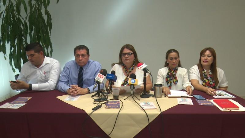 Damas voluntarias por la educación apoyaras a escuelas con daños