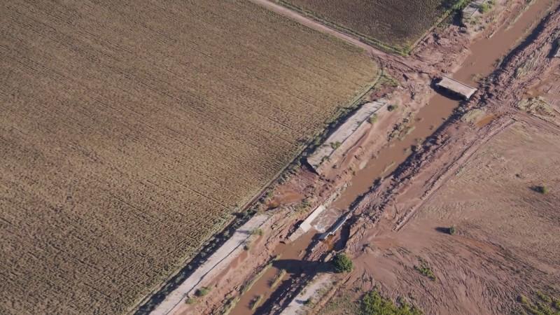 Destina CONAGUA 28 MDP para reparación de infraestructura hidroagrícola