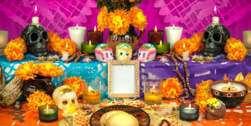 Preparan la Celebración 23ª del Día de Muertos