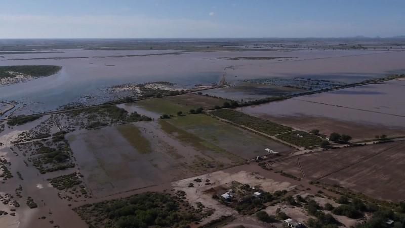En zozobra entre productores afectados por inundaciones