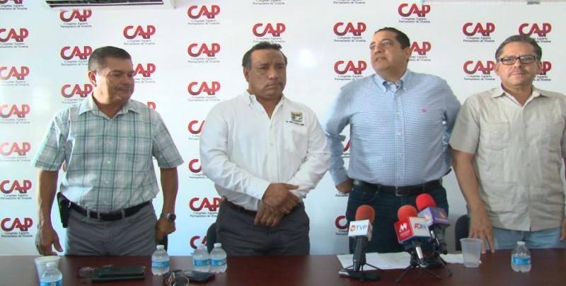Inician proceso de reconstrucción de zonas agrícolas afectadas, asegura el Secretario Jesús Valdés