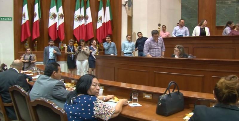 Instalan la Comisión de Hacienda Pública en el Congreso del Estado