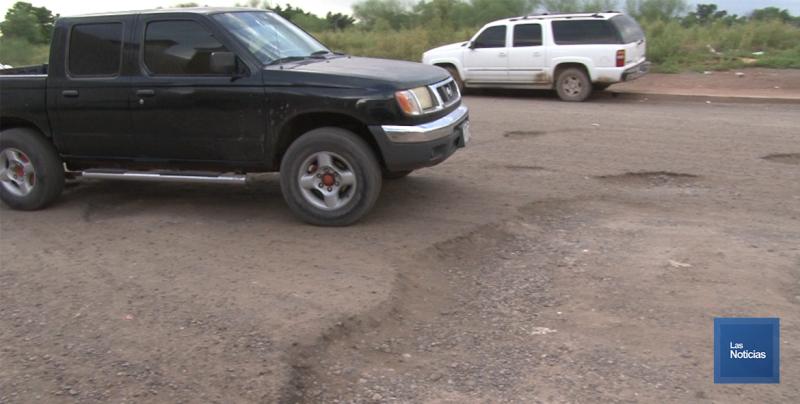 En Cajeme, calle Ejército Nacional es ruta alterna por trabajos en la 300
