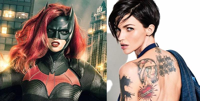 Primera imagen de Ruby Rose como Batwoman