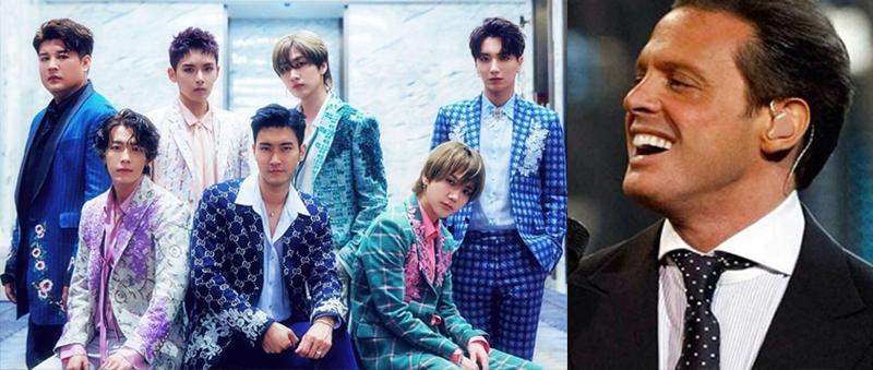 Super Junior sorprende con cover en español de Luis Miguel