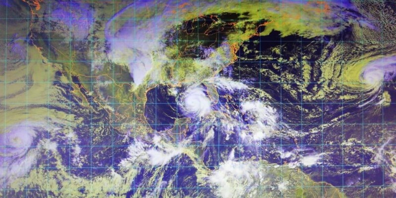 """huracán """"Sergio"""" se aleja del país"""