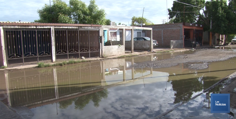 En Cajeme, vecinos de Villa Fontana piden apoyo al Oomapasc