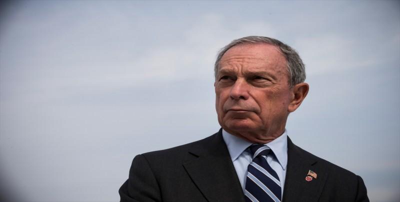El exalcalde de Nueva York Mike Bloomberg se inscribe en el Partido Demócrata