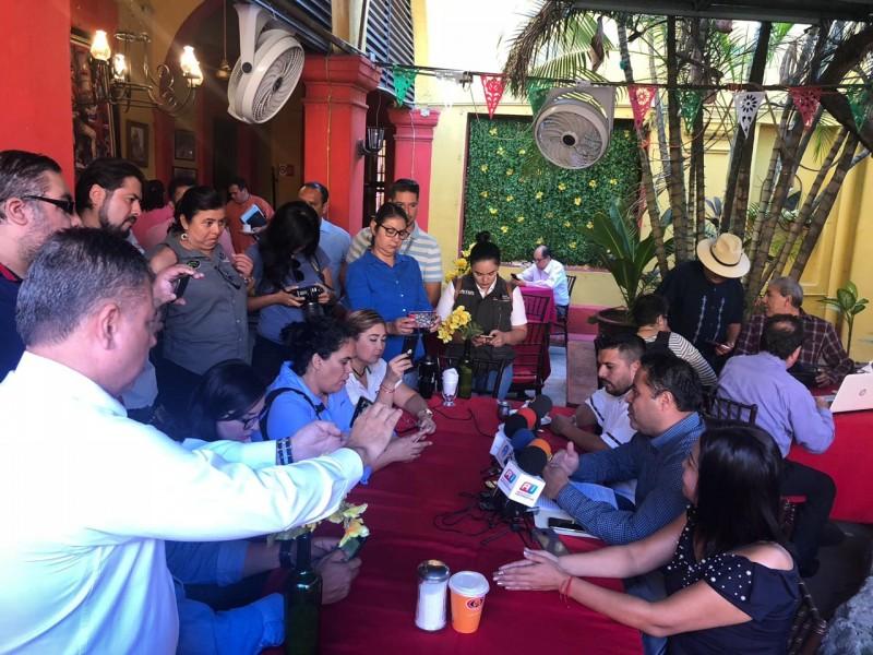 Conforman nueva Asociación de Periodistas en Sinaloa
