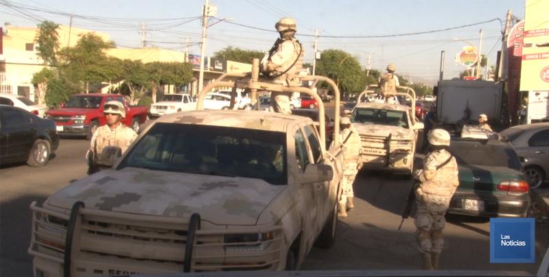 Podrían patrullar Federales y Militares en Obregón