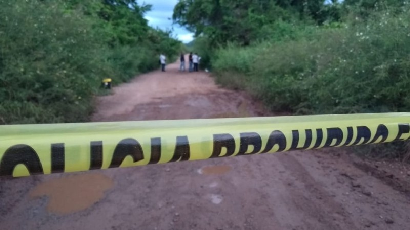 Encuentran a dos sujetos asesinados