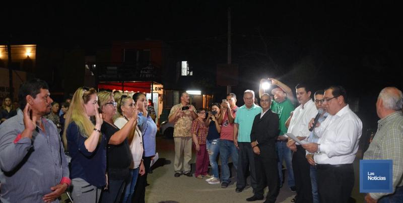Forman 10 comités vecinales en sectores conflictivos de Cajeme