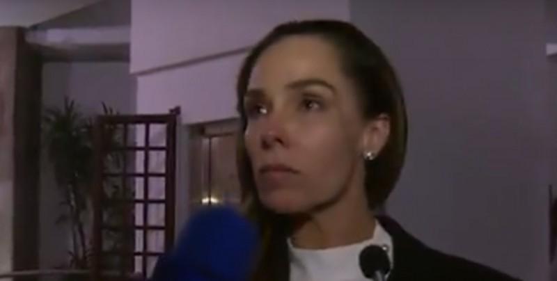 Sharis Cid da declaraciones tras asesinato de su pareja