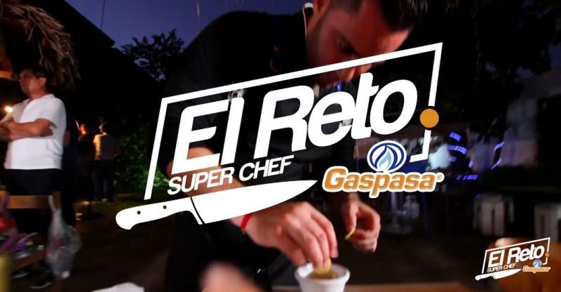 """Está de vuelta """"El Reto Súper Chef Gaspasa"""""""