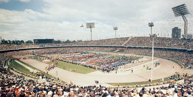 México 68: El recuerdo de los Juegos Olímpicos