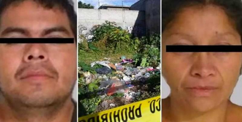 Acusan de feminicidio al 'Monstruo' de Ecatepec y a su pareja