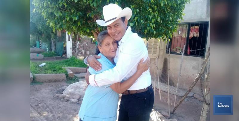 Rodolfo Verduzco busca ser Comisario de Pueblo Yaqui