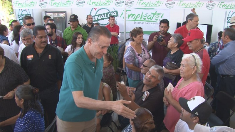 Llevan jornadas de apoyo Puro Sinaloa a Eldorado