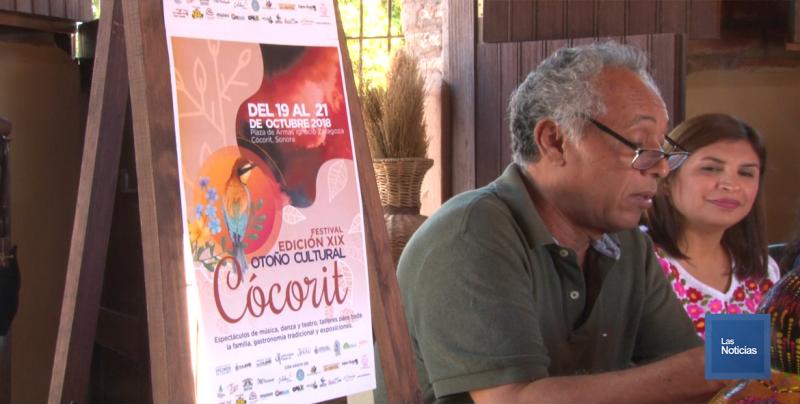 Anunciaron una edición más del Festival Otoño Cultural en Cócorit