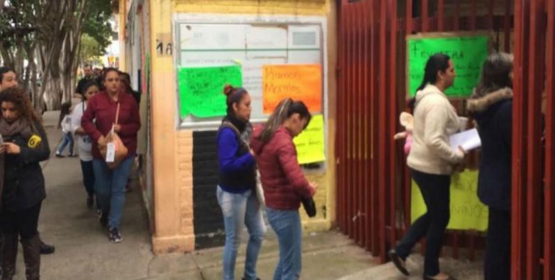 Presentan nuevo personal en kínder de San Juan de Aragón, GAM